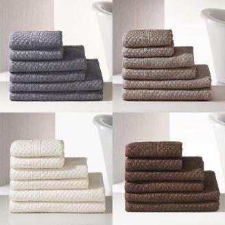 Bliss Spa Waffle Towels