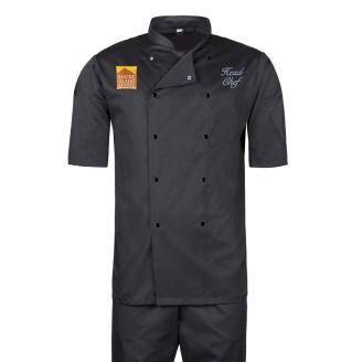 Chef Jacket Black