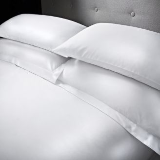 Como 100% Cotton Sateen Fitted Sheets