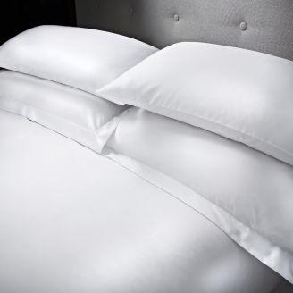 Como 100% Cotton Sateen Pillowcases