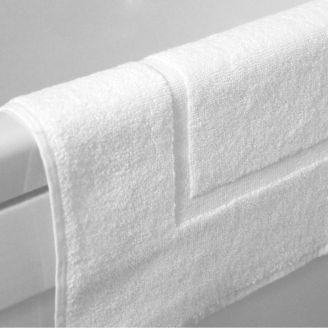 Plain Border Bath Mats