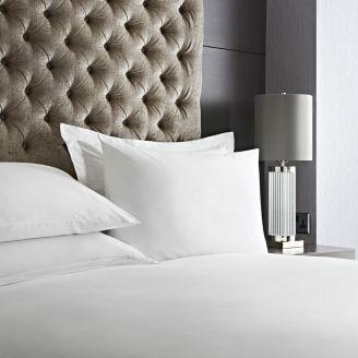 Prima Cotton Rich White Pillowcases