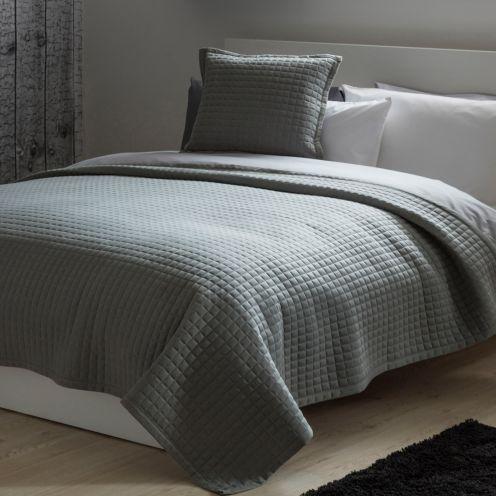 Belledorm Crompton Quilted Bed Throw