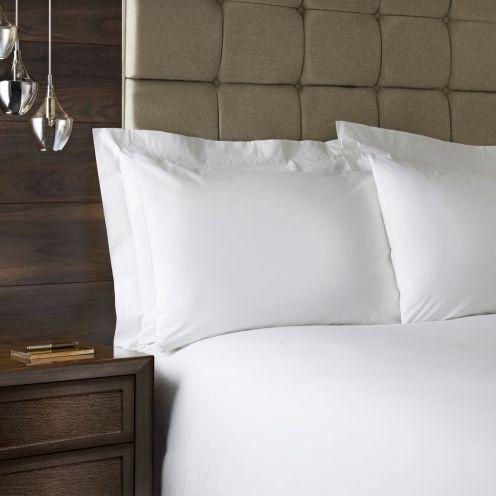 Blenheim 100 Cotton Percale White Pillowcases