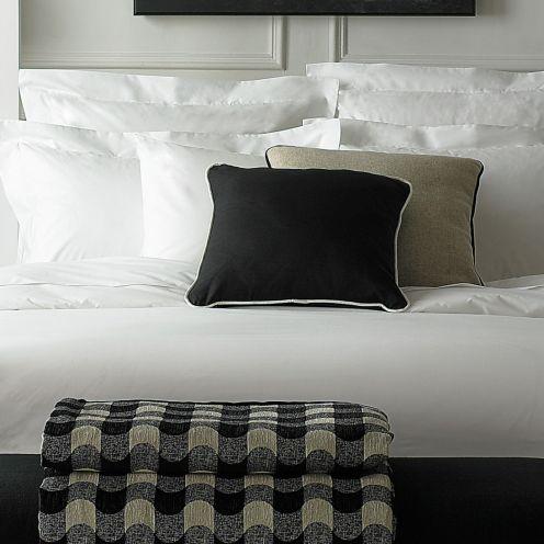 Hampton White 400 Thread Count Pillowcases