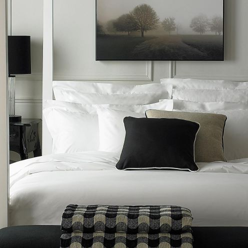 Hampton Flat Bed Sheets
