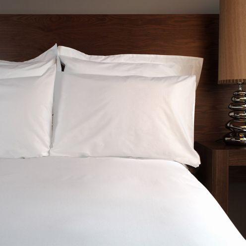 Kensington Cotton Rich Flat Bed Sheets