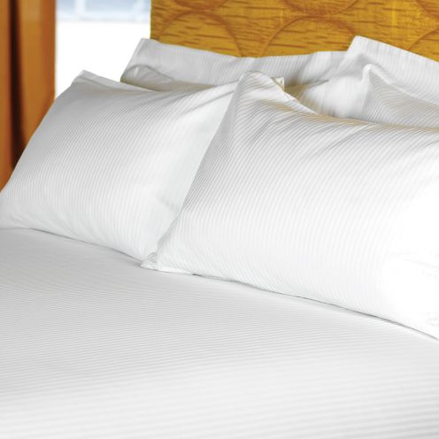 Microstripe 100% Cotton Pillowcases