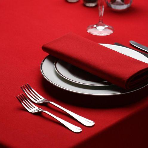 White Signature Tablecloths